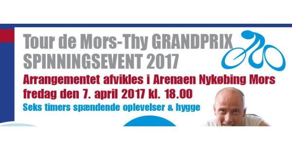 Tour de Mors-Thy GRANDPRIX – Spinningsevent 2017